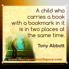 Give a child a book! #book #quote #wisdom