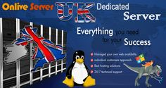 Get the benefits of #UK #Dedicated #Server #Hosting with High bandwidth, Data backup, High traffic generation and Security at a Cheapest price by Onlive Server Technology LLP.