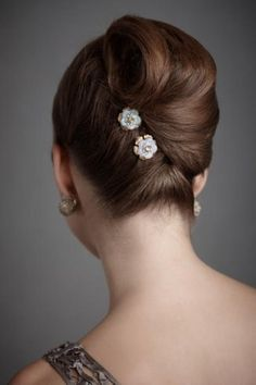 Gorgeous Wedding Hairstyles with Bun
