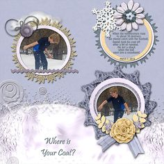 """Where is Your Coat?  Credits:  """"Winter Chill"""" (Collection) (Quick Page A3) by Dees-Deelights Font Used: Hobo Std and Adobe Garmond  Available at:  https://www.mymemories.com/store/display_product_page?id=DDDR-QP-1503-82304  Coordinating Products available…. My Memories Store: Main Kit - https://www.mymemories.com/store/display_product_page?id=DDDR-CP-1501-79842"""