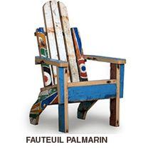 Muebles Africanos de diseño. ARTLANTIQUE - Colección