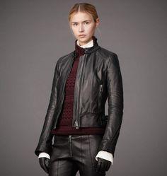 Leather Jacket by  Belstaff