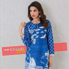 Khaadi Pret Latest Eid Dresses Collection 2016 Full Catalog