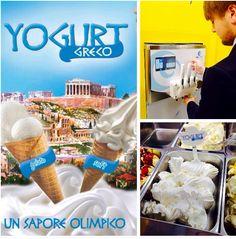 Yogurt Greco: un unico prodotto per due utilizzi! Perfetto per realizzare sia un classico gelato artigianale che un cremosissimo gelato soft!