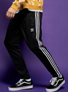 Adidas Joggers Outfit, Adidas Track Pants Mens, Jogger Adidas, Mens Joggers, Adidas Pants, Jogger Pants, Adidas Men, Looks Hip Hop, Fashion Pants