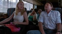 Sean Patrick (Jacob Elway) and Yvonne Strahovski (Hannah McKay) in Dexter: Remember The Monsters? (2013). Hannah drugs Elway