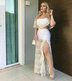 The best wedding dresses Cute Dresses, Girls Dresses, Prom Dresses, Dresses With Sleeves, Top Wedding Dress Designers, Designer Dresses, Crop Top Outfits, Cute Outfits, Beachwear Fashion
