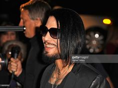 Guitarist Dave Navarro attends a night honoring the alternative group Jane's Addiction with the 'Elmer Valentine Award' at House of Blues Sunset Strip on September 19, 2014 in West Hollywood, California.