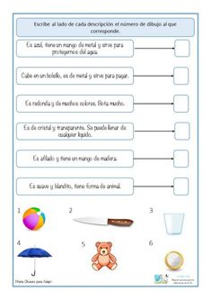 Spanish Worksheets, Preschool Worksheets, Spanish Lessons, Head Start, Speech Therapy, Literacy, Homeschool, Blog, Spanish Exercises