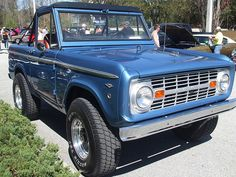 Ford Bronco History | Ford Bronco Outpost