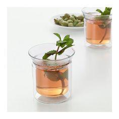 Claro Cristal Corte Grande Vaso-SINGLE PS Vajilla Comedor partes beber
