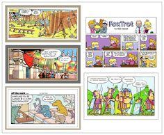 #cartoons #latin #grammar #vocabulary #humor #humour #linguistics #Horace #poetry