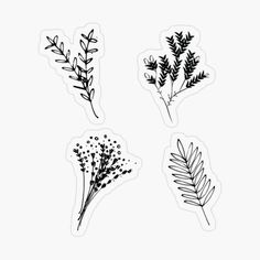Tumblr Stickers, Phone Stickers, Journal Stickers, Cool Stickers, Printable Stickers, Diy Phone Case Design, Black And White Stickers, Animal Print Wallpaper, Black And White Flowers