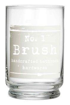 Copo para escovas de dentes | H&M