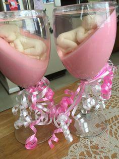 Gelatinas de copa con bebeencapsulado                              …