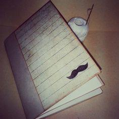 Notebook handmade