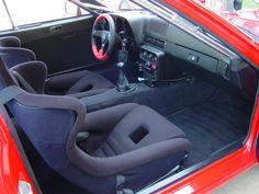 924 GTS Interior