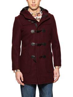 Duffle Coat  Men #Suits