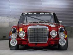 Amg Mercedes-Benz 300 SEL 6.3 Waxenberger