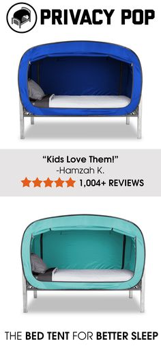 The Bed Tent for Better Sleep