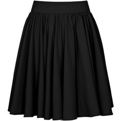 Reiss Alana Full Gathered Skirt ($90) ❤ liked on Polyvore featuring skirts, mini skirts, bottoms, saias, black, high waisted mini skirt, ruched mini skirt, circle skirts, mini skater skirt and flared mini skirt