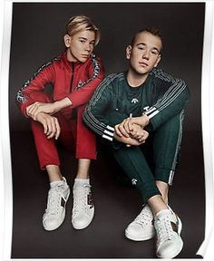 'young boys' Poster by Agnes O Gilmore Boys Summer Outfits, Summer Boy, Marcus Y Martinus, Love Twins, Men Tumblr, Kids Photography Boys, Dream Boyfriend, Cute Teenage Boys, Family Posing