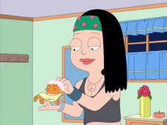 Man in the Moonbounce - American Dad Wikia - Wikia