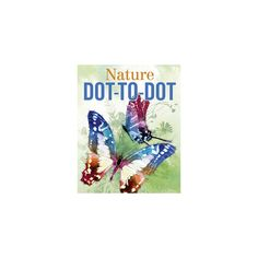 Nature Dot-to-dot (Paperback) (David Woodroffe)