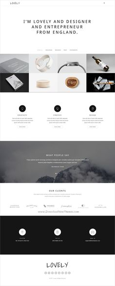 Lovely is carefully designed multipurpose #HTML bootstrap template for amazing #freelancer websites with 18+ stunning homepage layouts download now➩ https://themeforest.net/item/lovely-corporate-creative-multipurpose-html-template/19515847?ref=Datasata