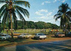 Gardens Oval, Darwin. 1970s.