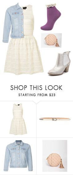 """Violetta 2 style. please follow me."" by idapolyvore ❤ liked on Polyvore featuring HTC, JunaRose, ASOS, Django & Juliette, women's clothing, women, female, woman, misses and juniors"