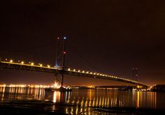 side view of  I90 bridge at night | Recent Photos The Commons Galleries World Map App Garden Camera Finder ...