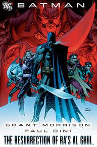 BATMAN: THE RESURRECTION OF RA'S AL GHUL | DC Comics
