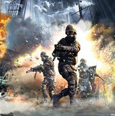 Call of Duty 4 (Beardedwalrus) [Archive] - VGBoxArt Forums