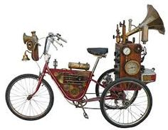 Image result for steampunk rube goldberg