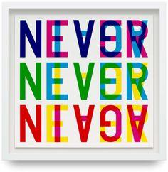 """Never Again"" Again"