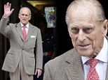 Prince Phillip of England