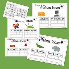 Silabas locas