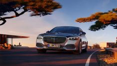 Maybach Marks Centenary With S-Class Edition 100 Featuring V12 Power Mercedes Maybach, Motor V12, Bespoke Cars, S Class, Surround Sound Systems, Sub Brands, Car Covers, Water Crafts, Rolls Royce
