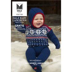 Dale Baby Langrenn 2016 (oppskrift) - Dale