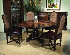 Buy Valencia Dining Set by ART from www.mmfurniture.com.