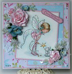 Precious card by Bev Rochester