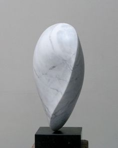 by Martha Lems Plastic Art, Small Sculptures, Marble Art, Stone Sculpture, Abstract Shapes, Stone Carving, Art Model, Abstract Sculpture, Stone Art