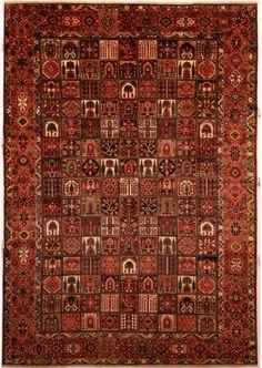 Bakhtyari Rug 13′ x 18'5″ 1