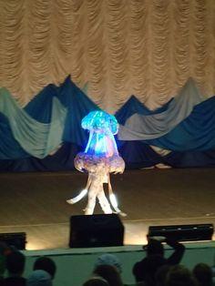 вдохновенние медуза свет