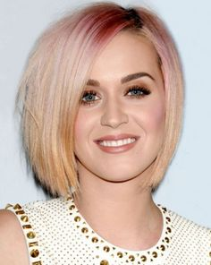 Katy Perrys - 30 Hottest Bob Hairstyles of 2014