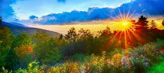 Blue Ridge Parkway sunset  #Art #Photography #sunset   Kozzi Images   Royalty Free Stock Images for just $1