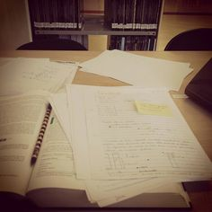 Hora da prova de química