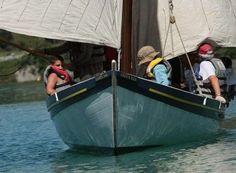 YOLE DE VILLEFRANCHE SUR MER : Le bateau, présentation