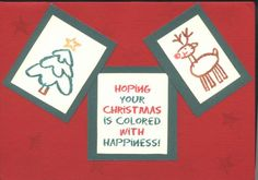 Christmas card by Alcojo94 - Cards and Paper Crafts at Splitcoaststampers
